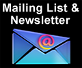 Logo: Mailing List and Newsletter