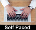 Logo: Self Paced