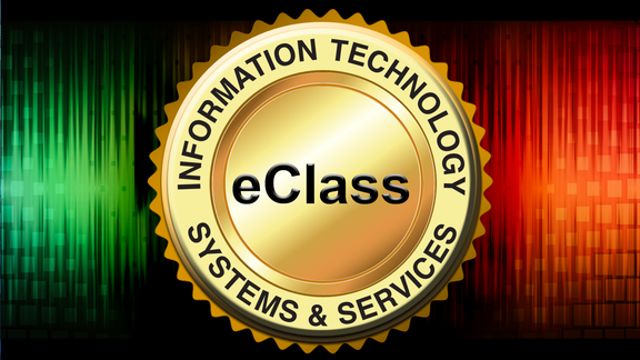 Completion Seal: Information Technology Systems and Services eClass