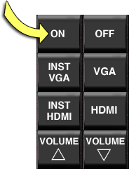 Illustration: Table Control System Panel