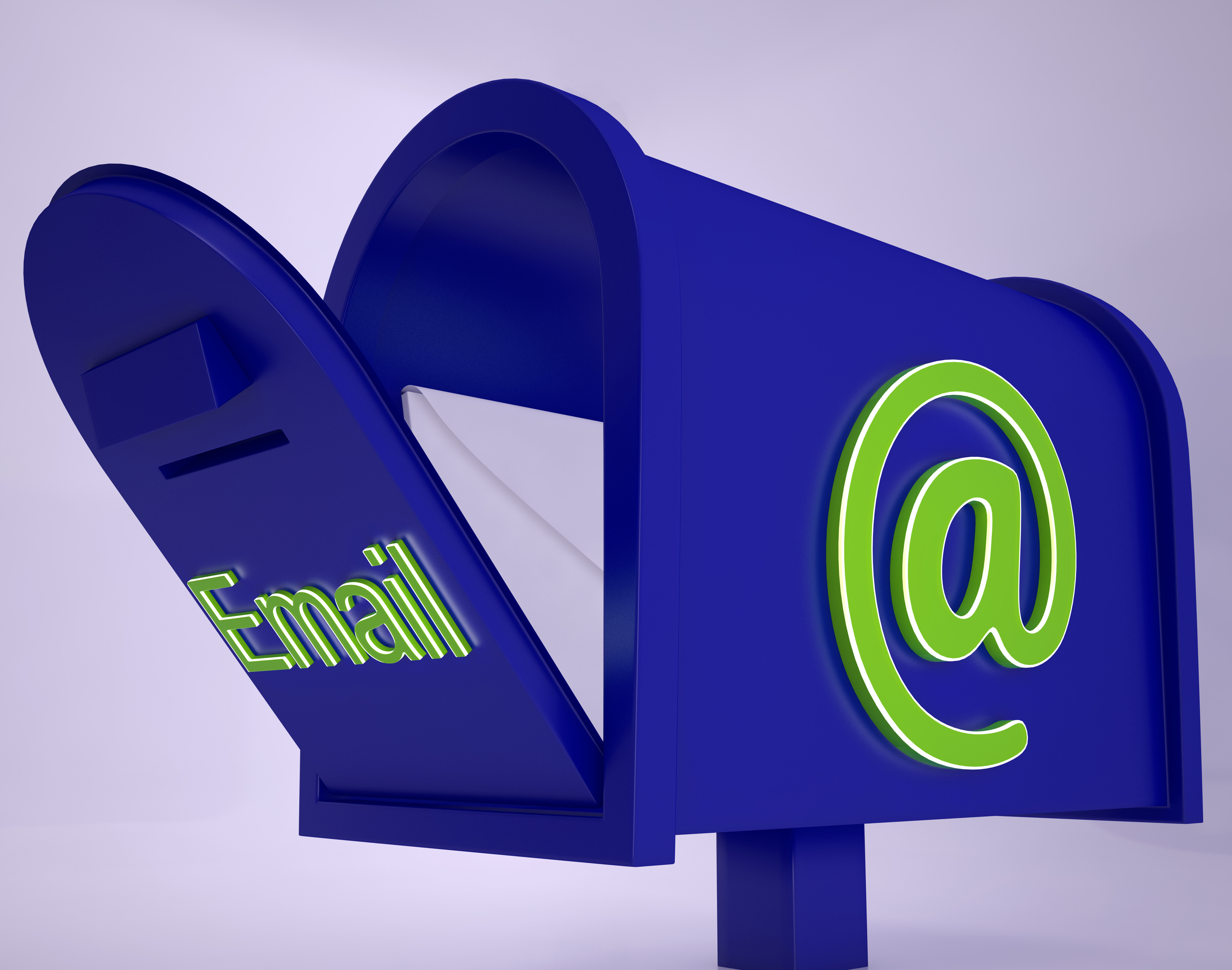 Email mailbox